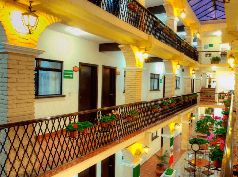 Hotel del Carmen Tuxtla Gutiérrez