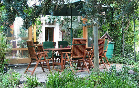 Beispiel: Eine Hochzeit mit Ambiente, Foto: Das Haus der Ideen.