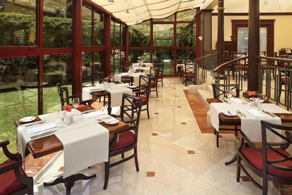 Restaurante El Tambo - Hotel Meliá