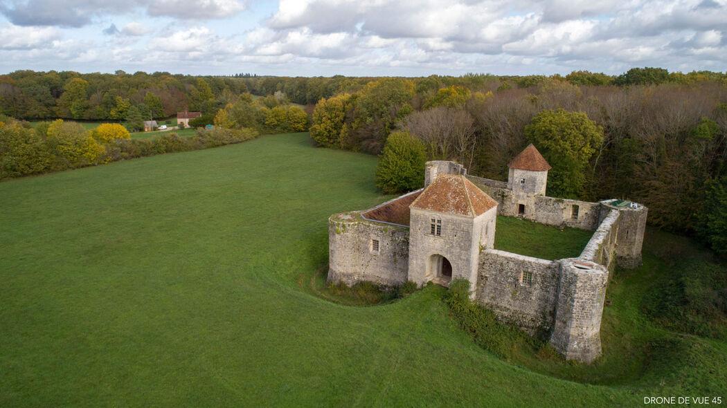 Le Château d'Arrabloy