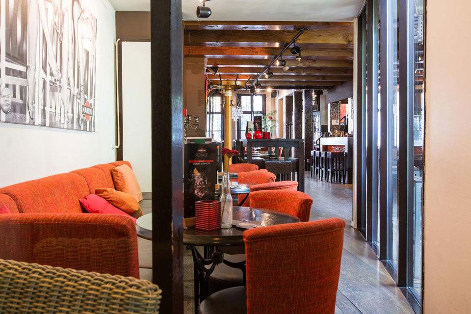 Bar Restaurant Pavlov