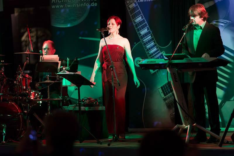 Band Richies Twins Hochzeitsband, Liveband, Party 2-5 Musiker