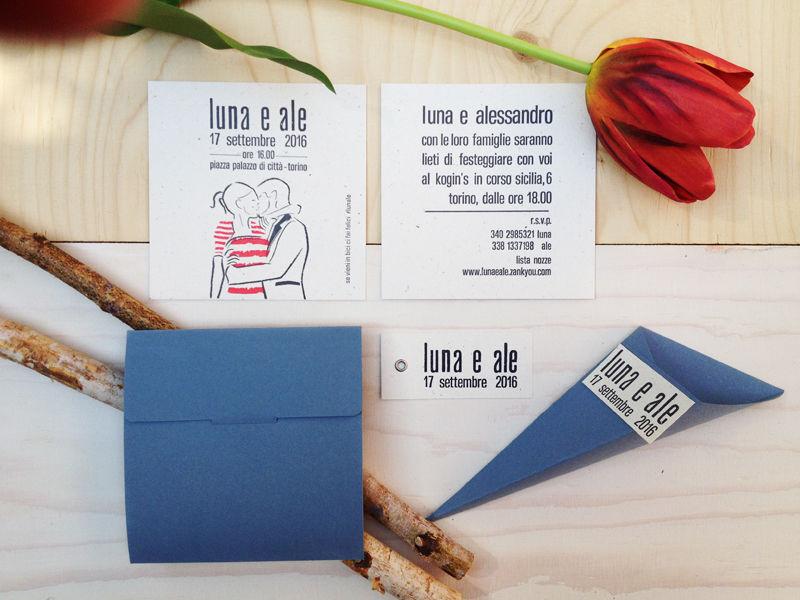 Un matrimonio dallo stile parigino: rosso, bianco e azzurro fanno da protagonisti!