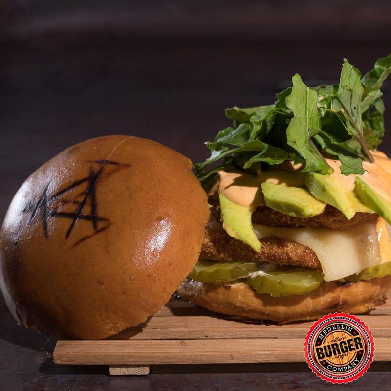 Medellín Burger Company