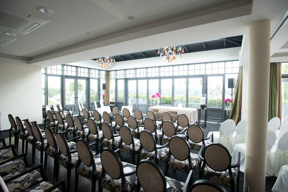 Beispiel: Trauung, Foto: Hotel Heinz.