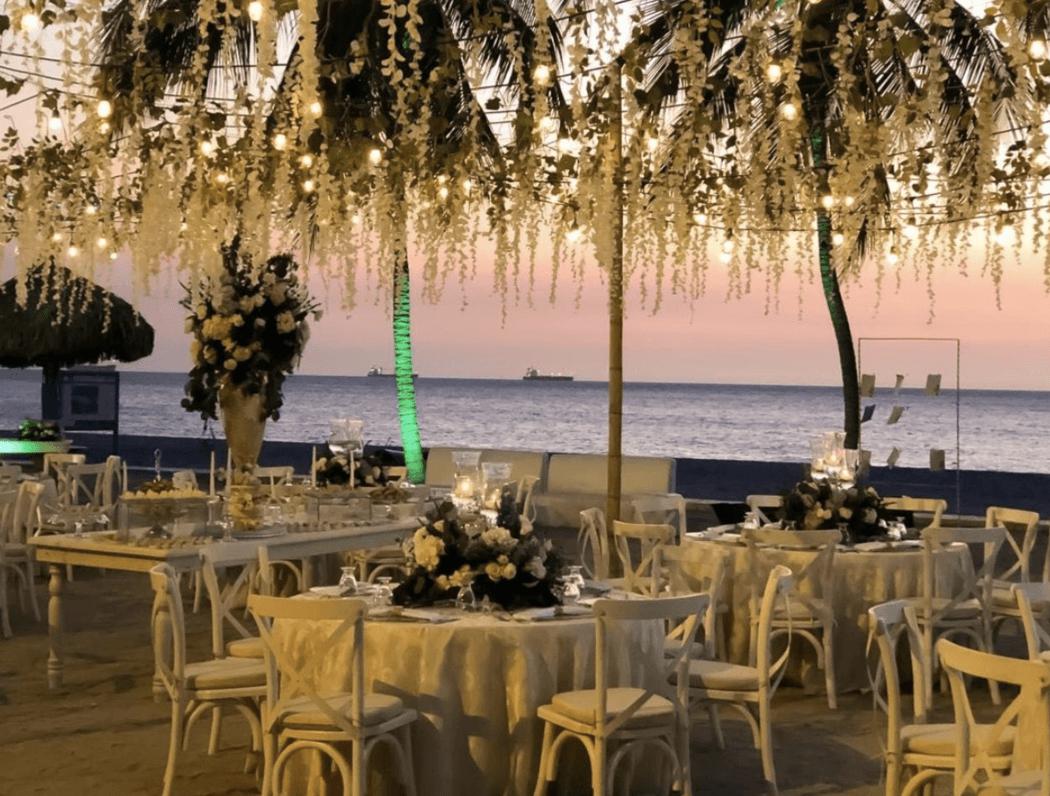 Salón de eventos Sierra Mar