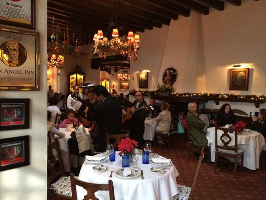 Restaurante San Angel Inn