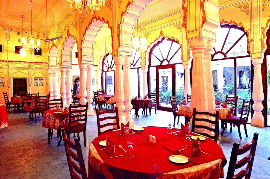Karnot Mahal Jaipur