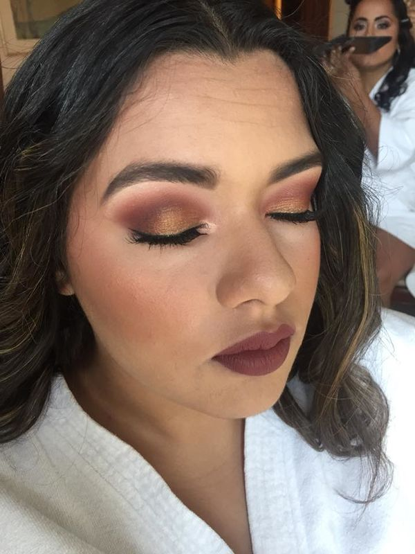 Pía Félix Makeup
