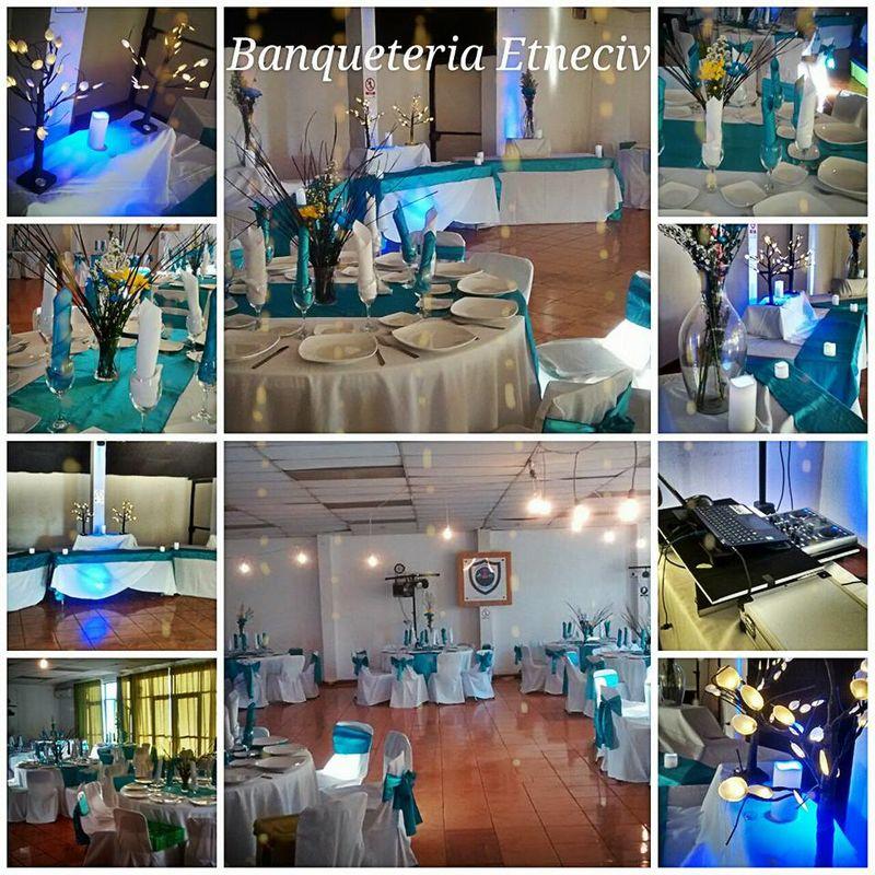 Banquetería Etneciv Cancino
