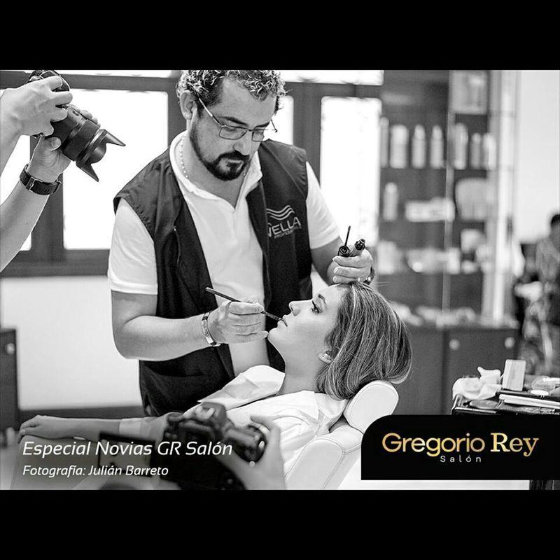 Gregorio Rey Salón
