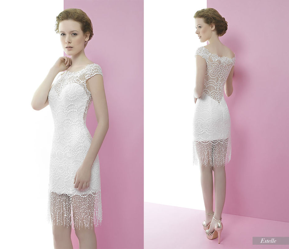 Estelle, Miquel Suay Bridal Collection 2016