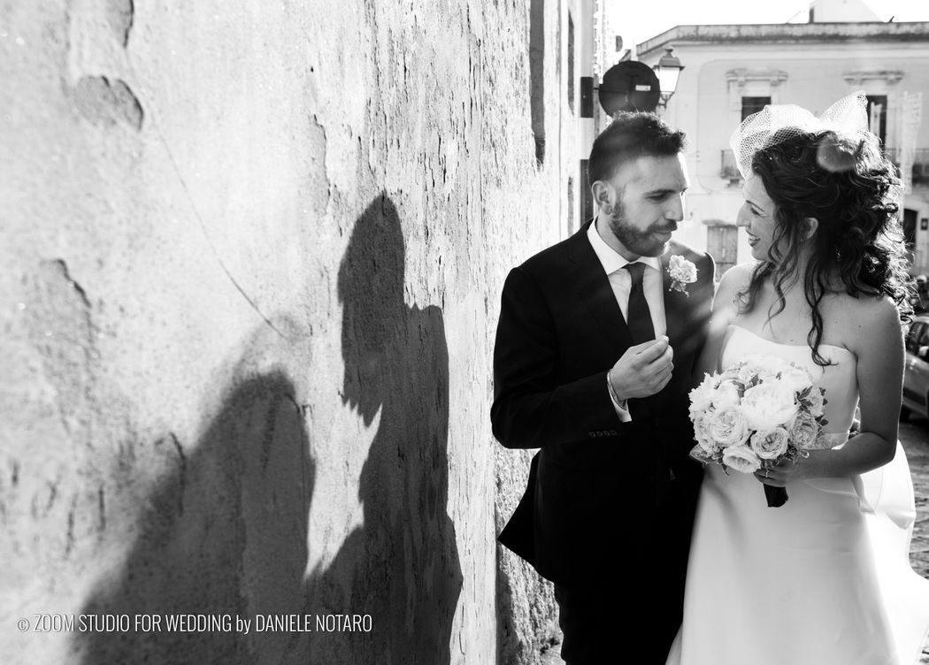 Zoom studio for wedding by Daniele Notaro