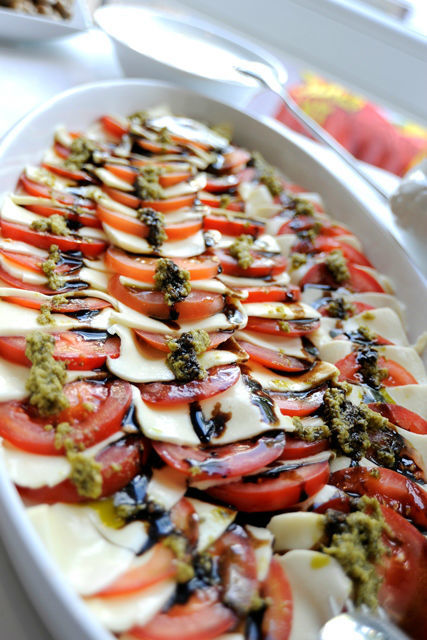 Beispiel: Büffet - Salat, Foto: Hotel VIVA CREATIVO.