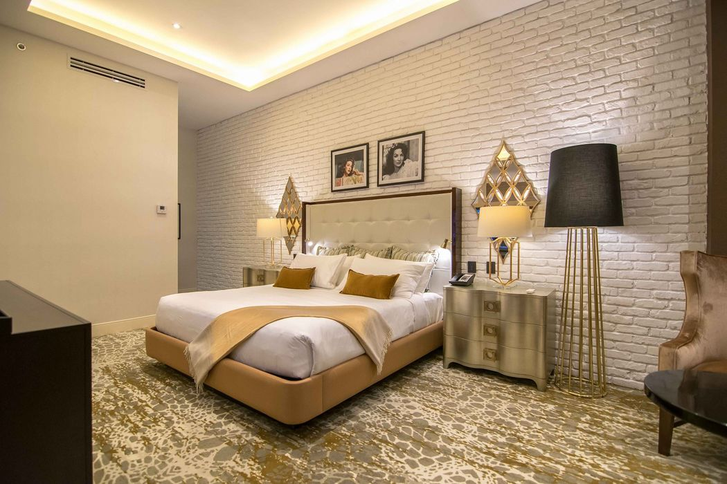 K Tower Hotel Boutique Urbano By Lucerna