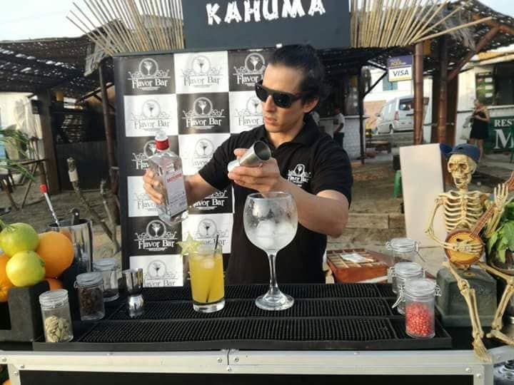 Flavor Bar