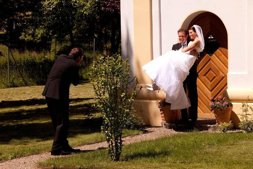 Beispiel: Hochzeit im Schloss, Foto: Schloss Weiterdingen.