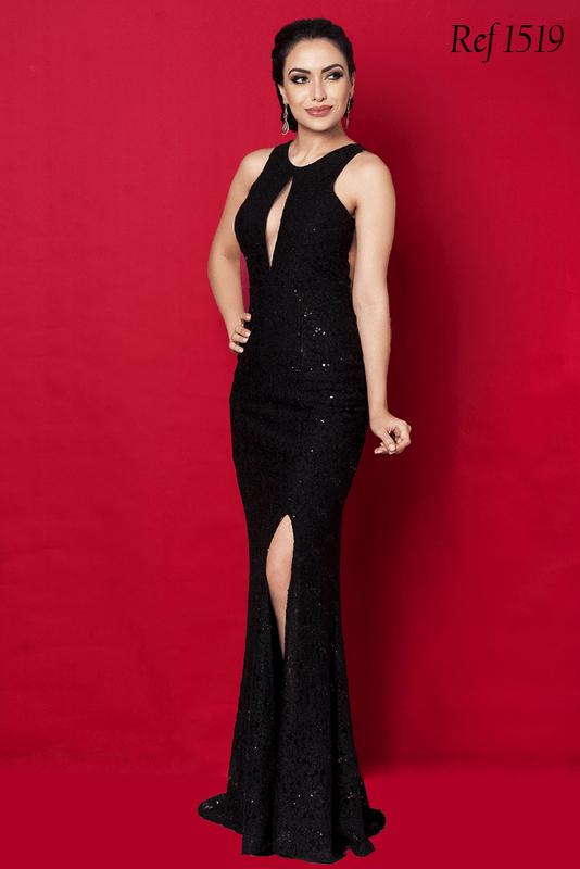 Vestido de festa - Aiza Collection
