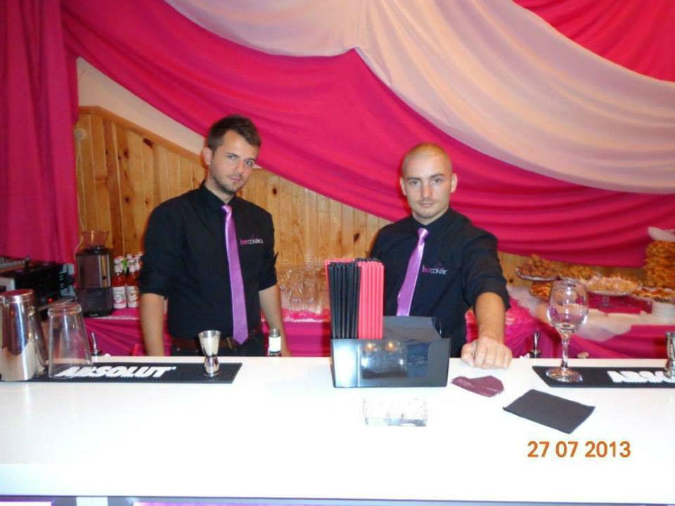 barControl Profesjonalna obsługa barmańska na weselach