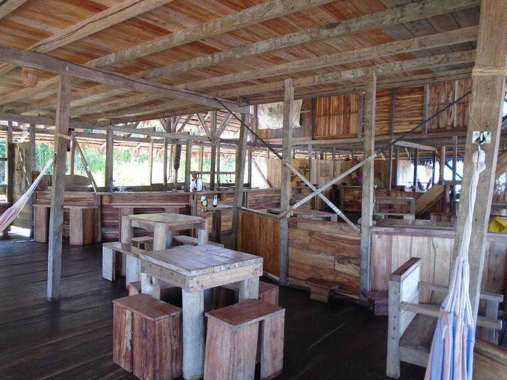 Kurupira Cabaña Flotante