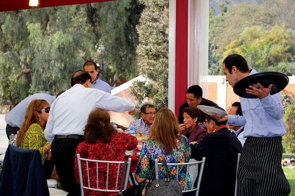 Catering & Eventos Wilson