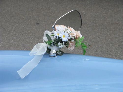 Beispiel: Ihr Oldtimer am Hochzeitstag, Foto: Argovia Classics.