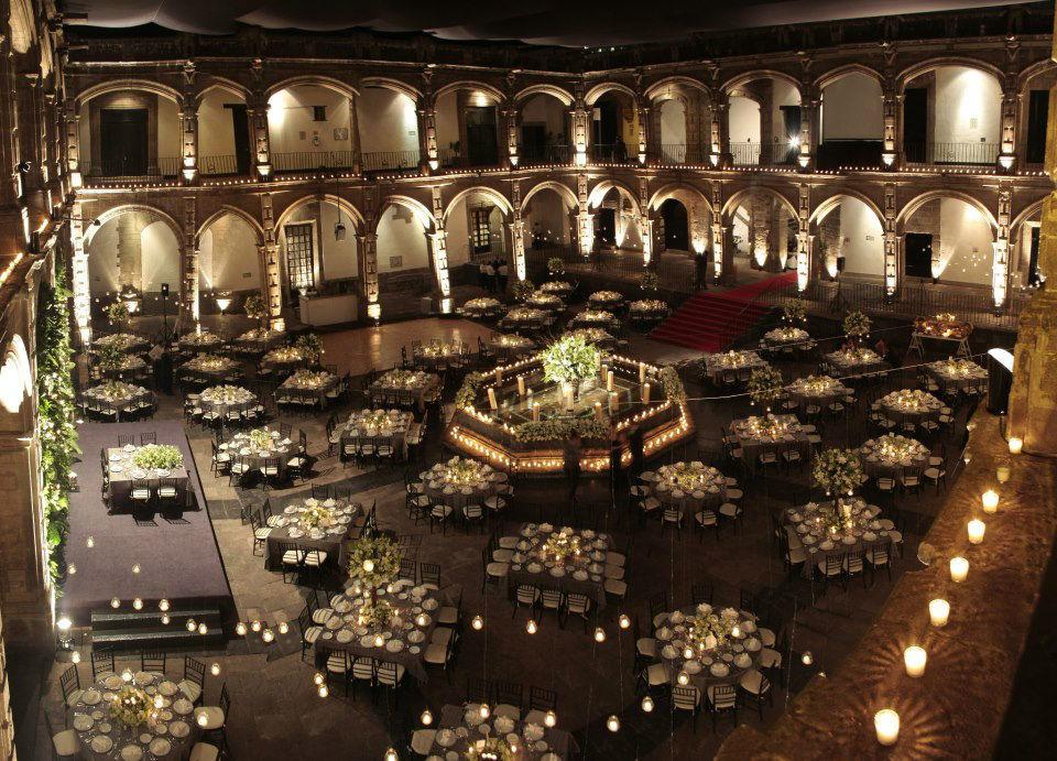 Versal Banquetes para bodas en la Ciudad de México