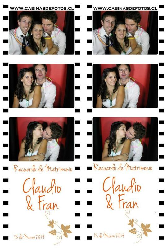 Photobooth Chile