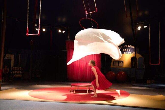 Cie Le Cirque dans les Etoiles