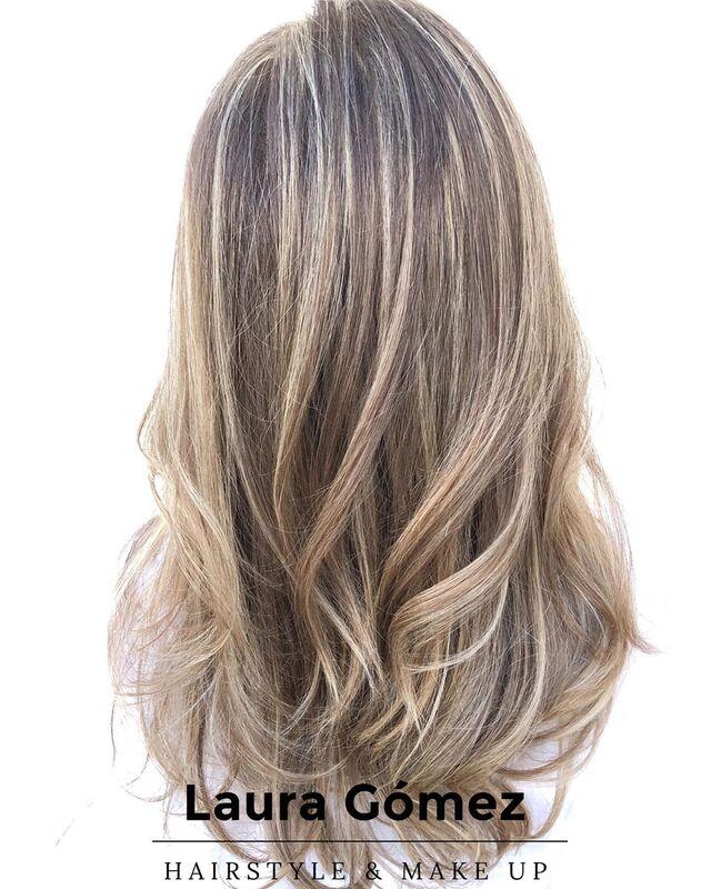 Laura Gómez Hairstyle
