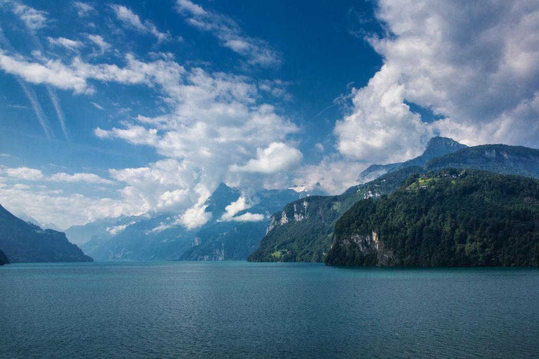 Unser Panorama zum Geniessen, Foto: Seehotel Waldstätterhof