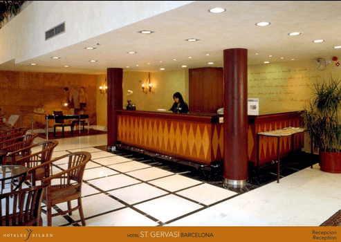 Hotel Silken St. Gervasi Barcelona