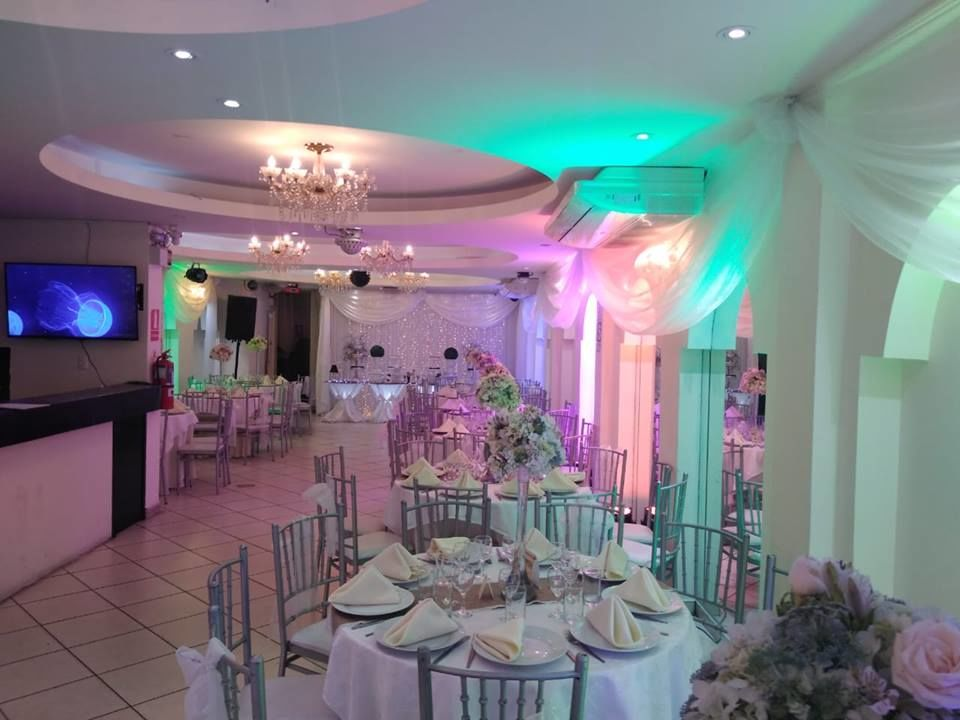 Salon y Eventos Tifany