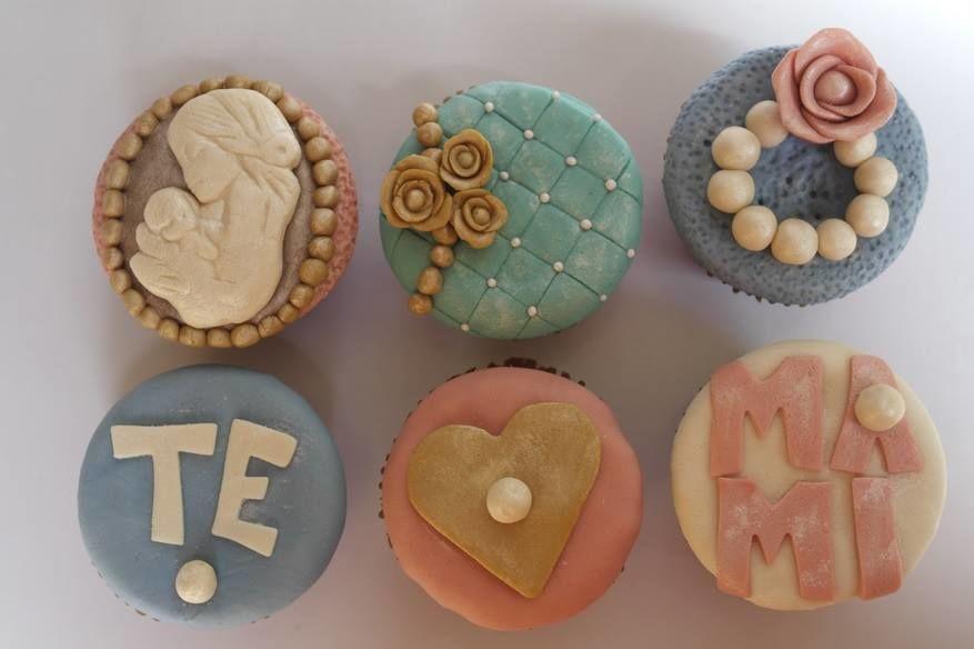 Pacha Cupcake