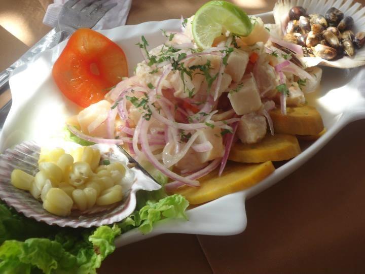 Restaurant Entre Olivos PeruvianFood