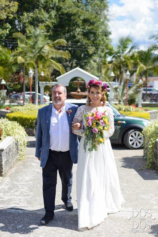 CRETA - Caro y Sergio - Foto: Dos para Dos