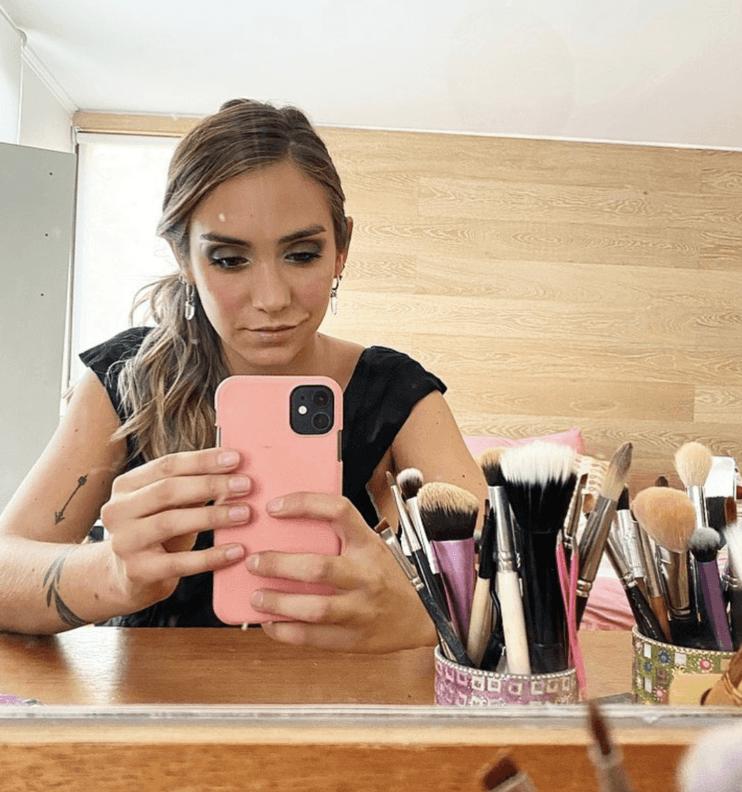 Berni Calvo make up & hairstyle