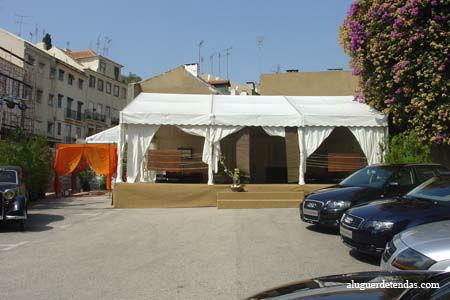 AV Eventos - Aluguer de tendas