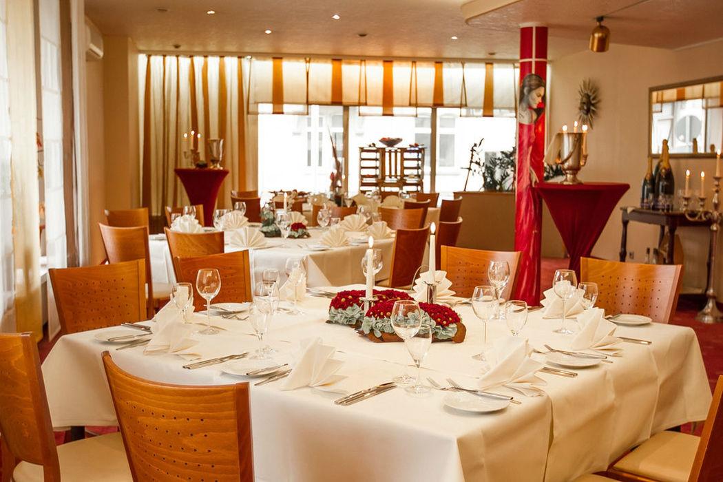 Hotel Eden - Restaurant garbo
