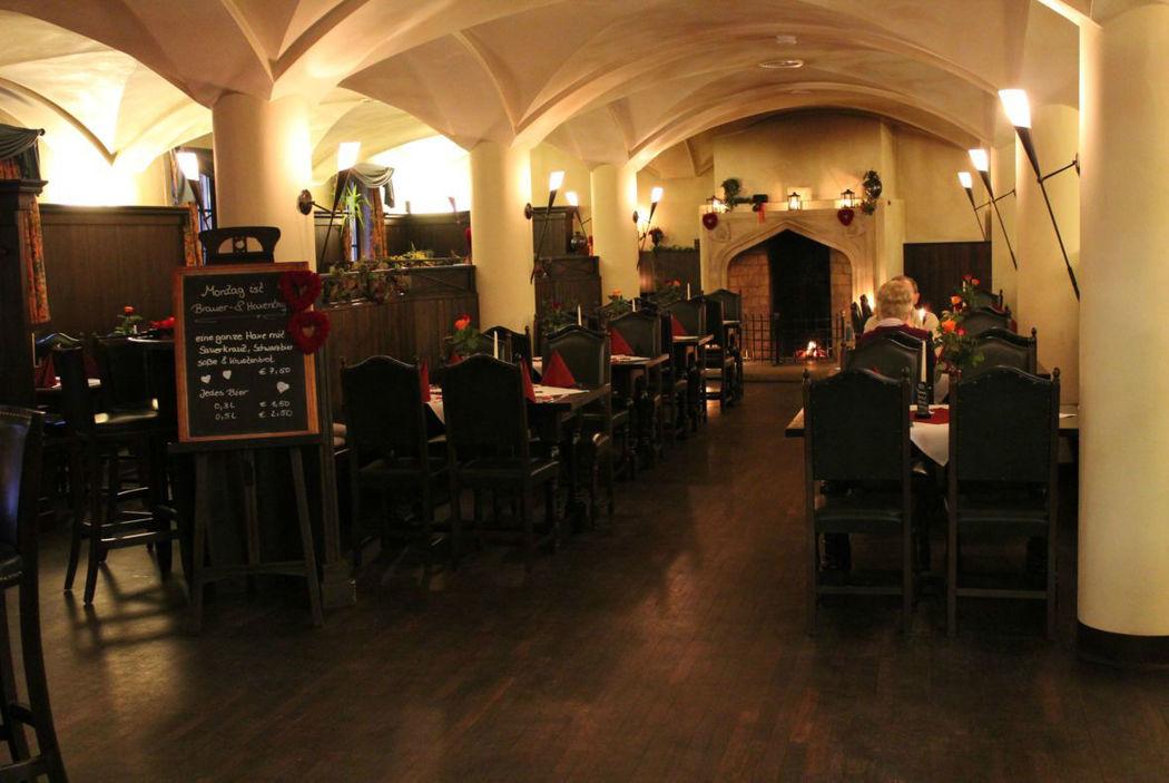 Beispiel: Klosterschänke, Foto: Hotel Restaurant Klosterhof.