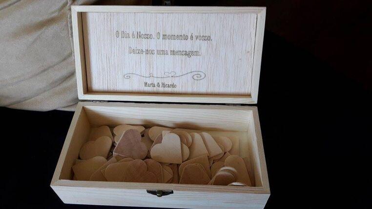 Wood Wedding Ideas
