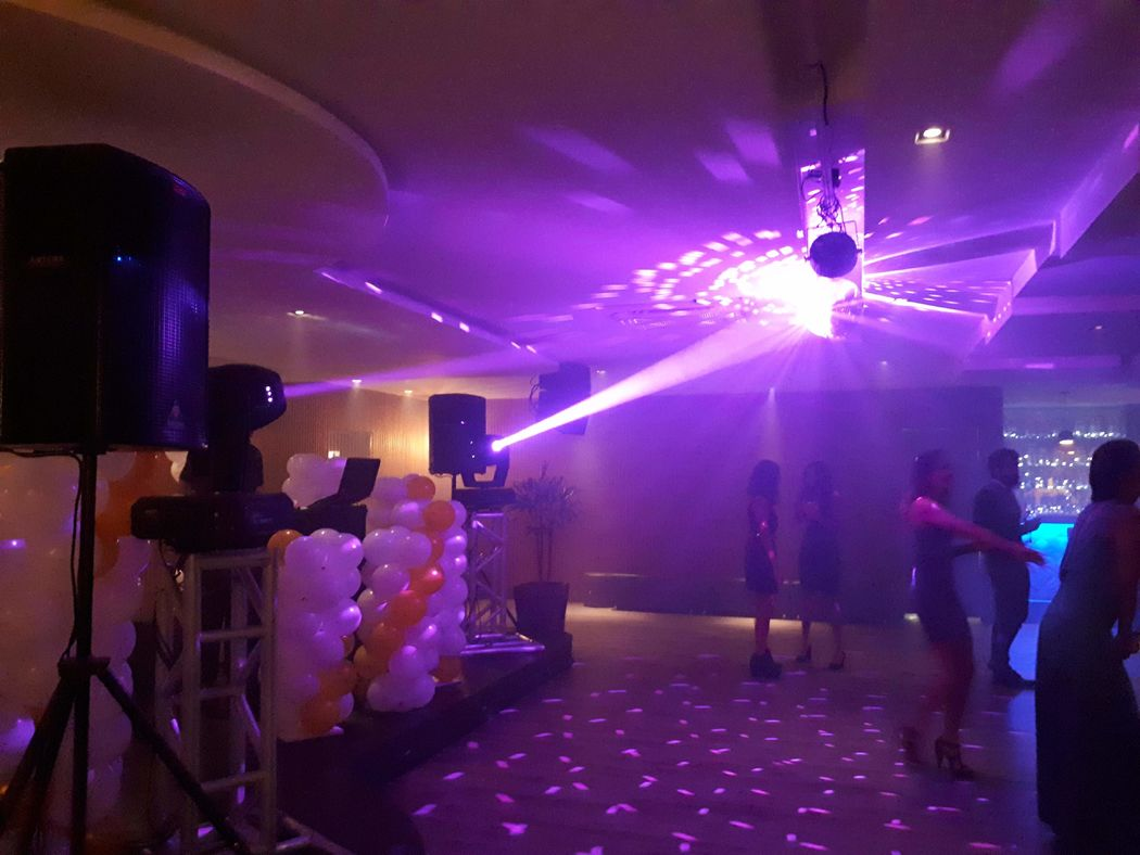 DUEVENTI eventos -  Sonorização, DJ, Iluminação e Imagem