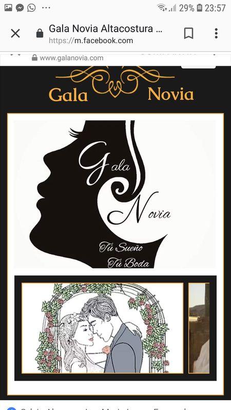Gala Novia