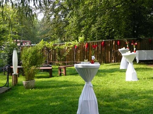 Beispiel: Garten, Foto: Villa Floßlände.