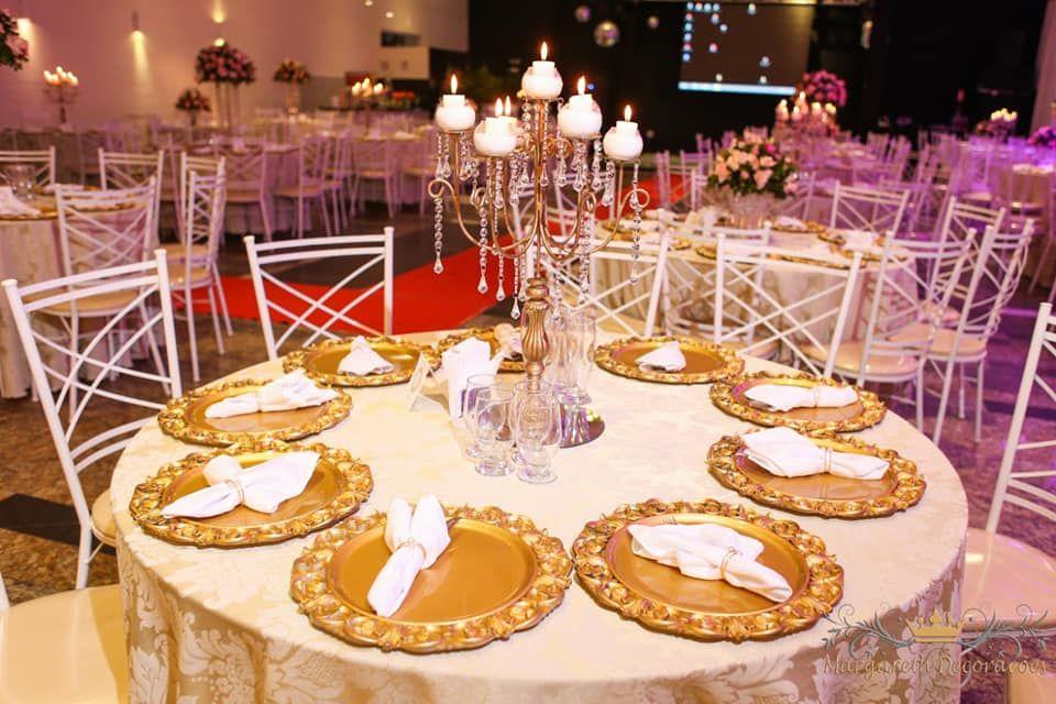 Buffet Golden Festa Mágica