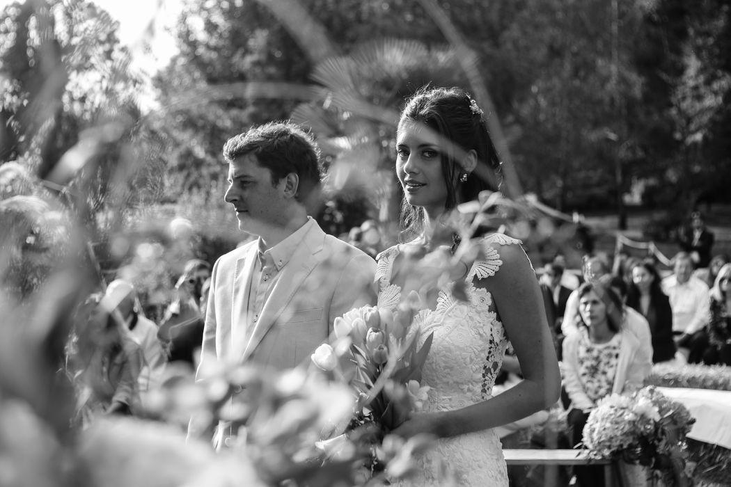 Matrimonio en el sur de Chile