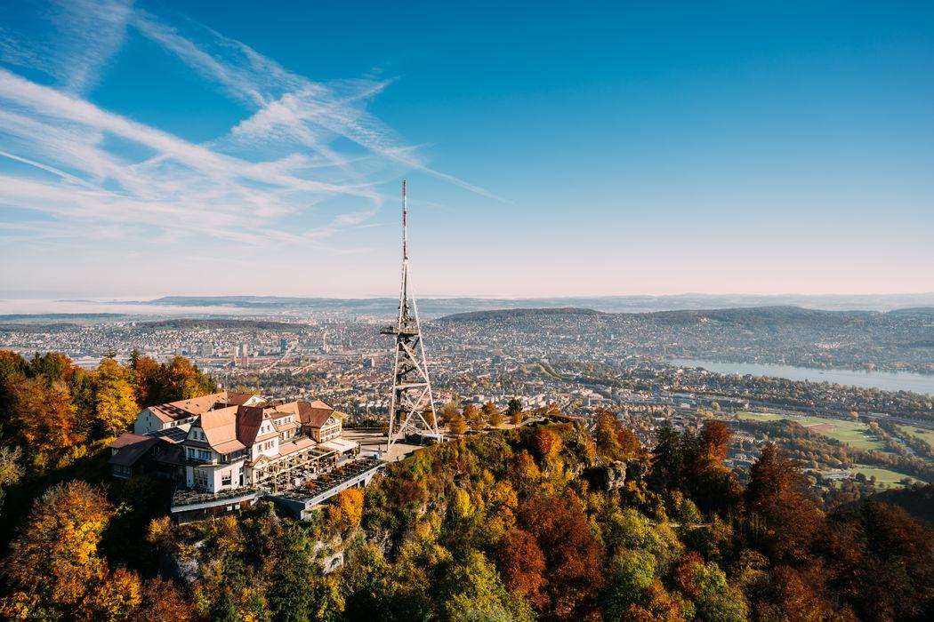 Hotel UTO KULM - Top of Zürich