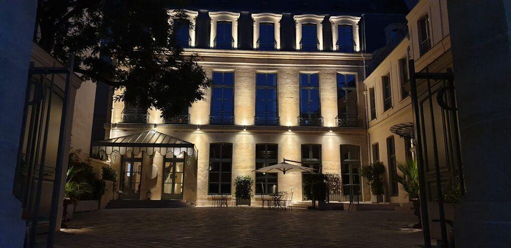 Hôtel de Poulpry, Maison des Polytechniciens