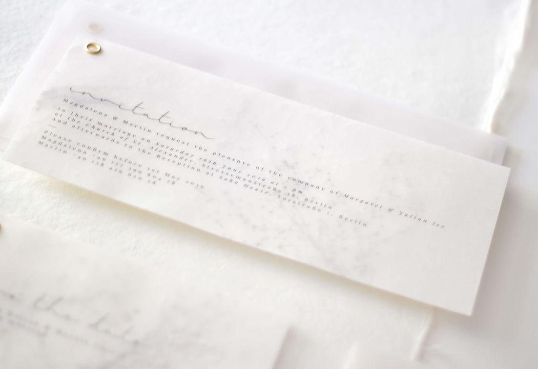 Wedding Mark