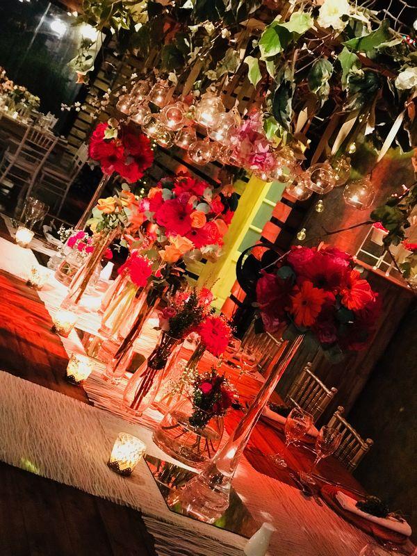 Banquetería Carmen Paz Reyes